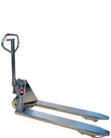 Manual pallet truck, Inox (PI)