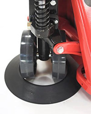 Fixing your pallet truck during driving